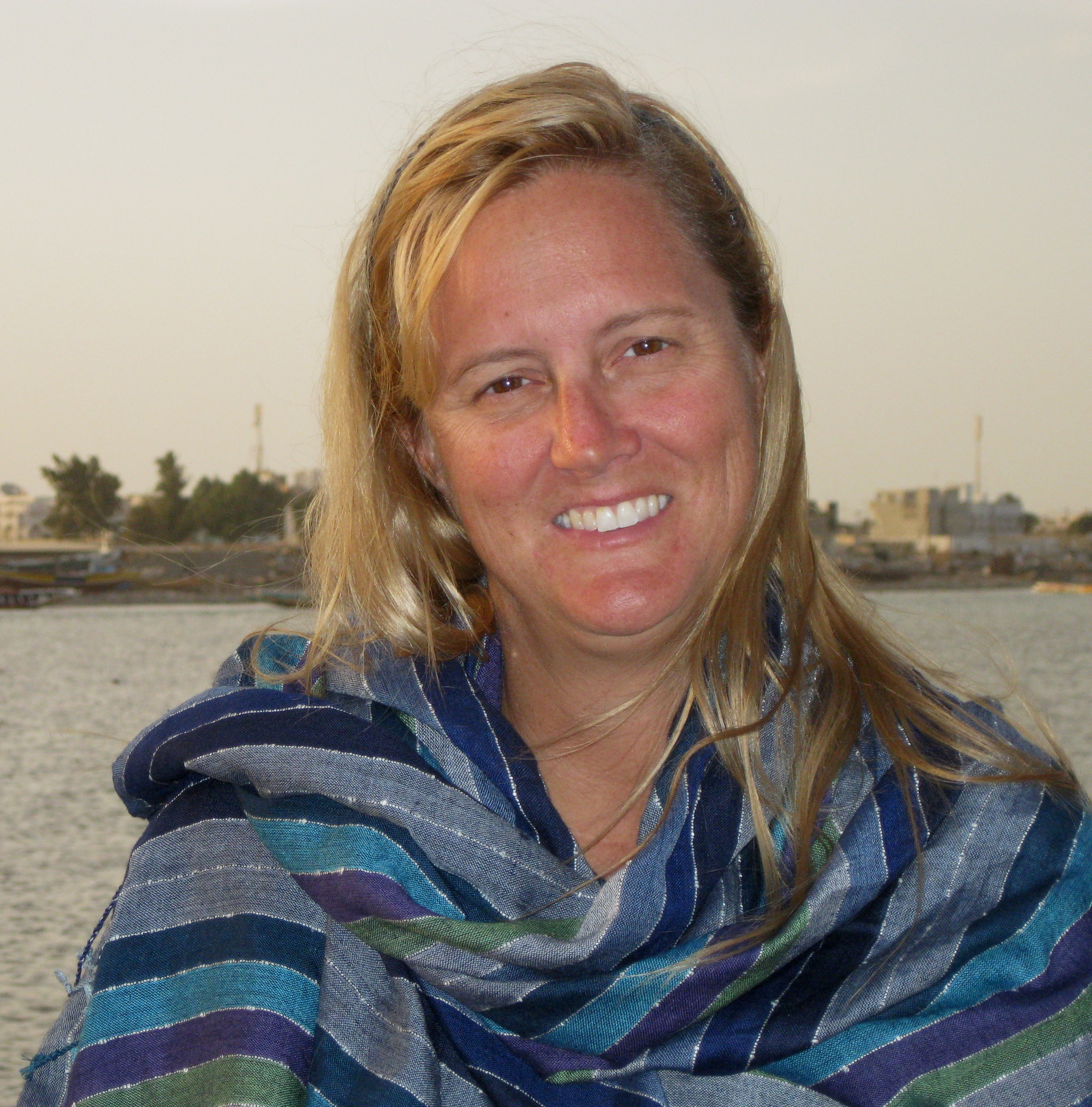 Lucy Keith-Diagne, Directrice Exécutif - African Aquatic Conservation Fund