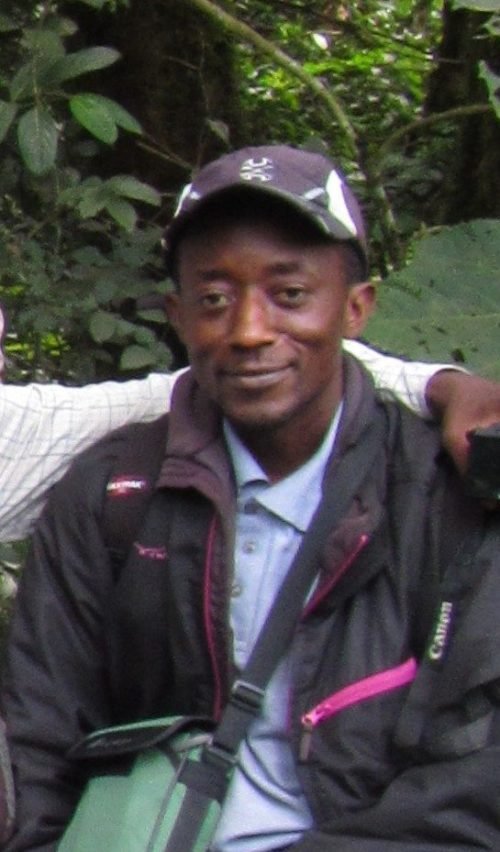 Jean-Pascal Koh Dimbot, Student/Mentee - African Aquatic Conservation Fund