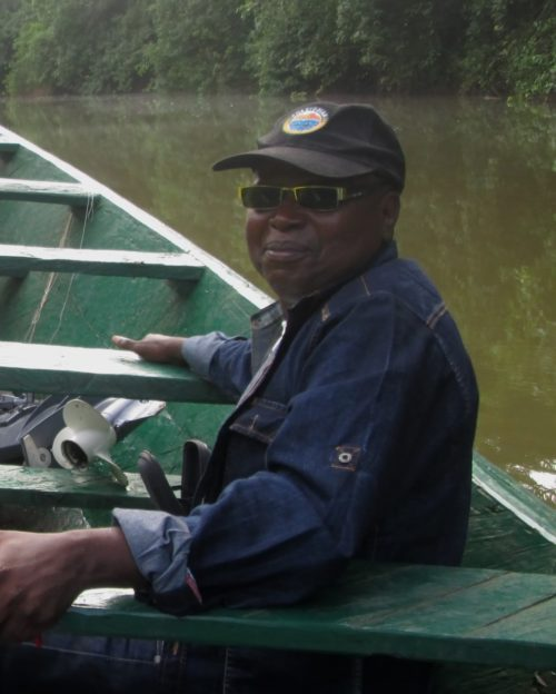 Samuel Mbungu, Collaborator - African Aquatic Conservation Fund