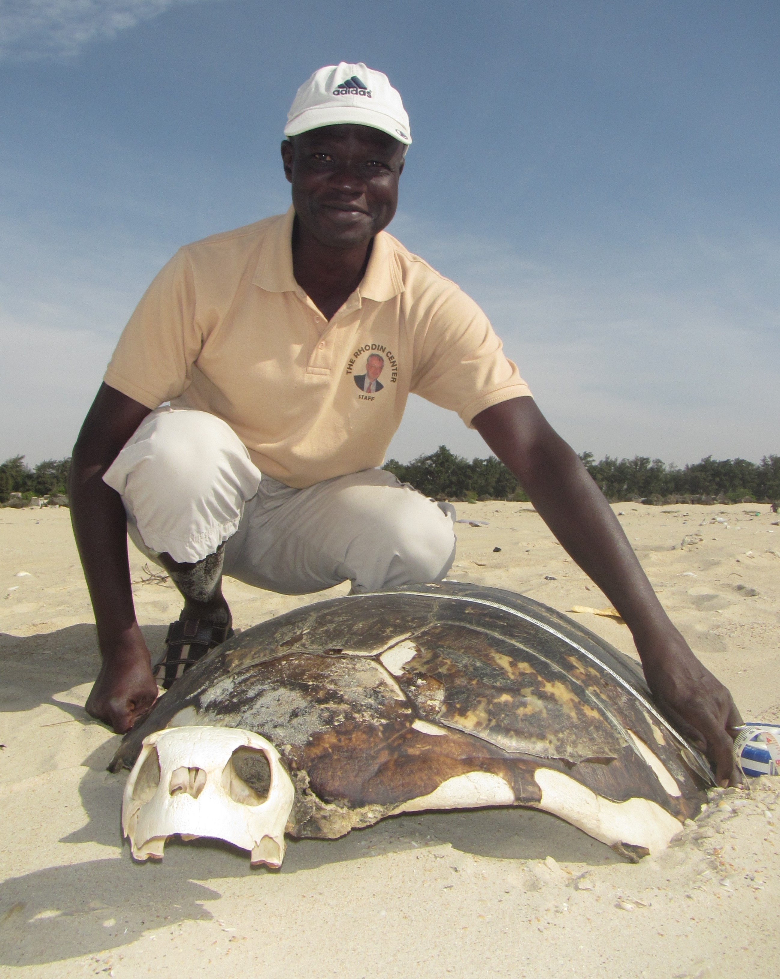 Abdel Kader Diagne, Collections Manager, ACI - African Aquatic Conservation Fund